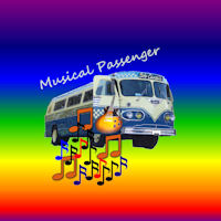 Musical Passenger by Bob Cargill Music CD