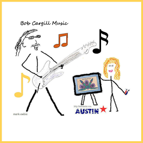 Bob Cargill Music and Austinstar logo - YouTube by Mark Ewbie and L.A. Cargill